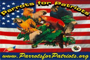 Parrots for Patriots