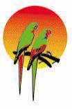 Parrot P logo-122x173